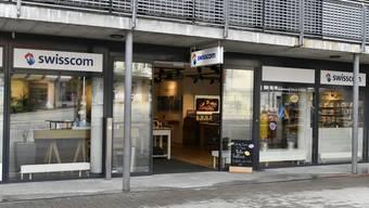 Den Swisscom Shop in Grenchen gibt es nur noch bis Ende April.