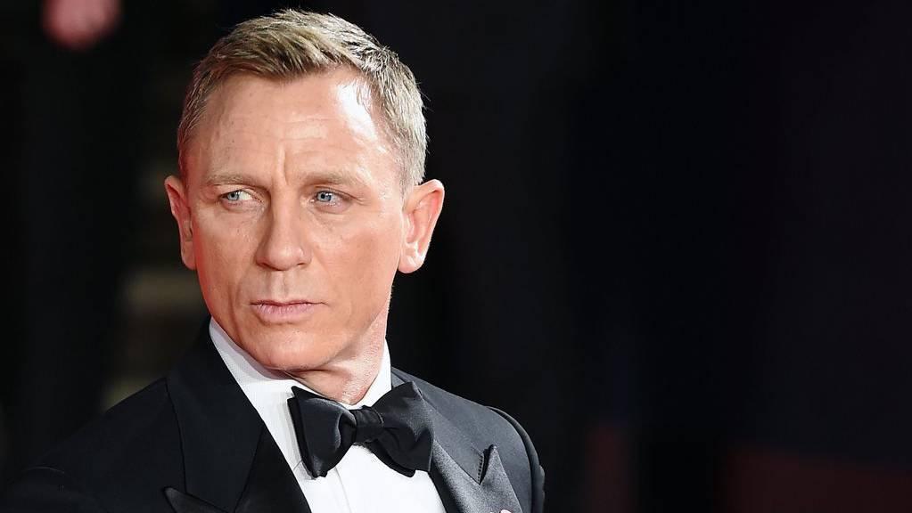 Daniel Craig wird als James Bond die Welt retten.