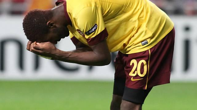 Johan Djourou ist einmal mehr verletzt.
