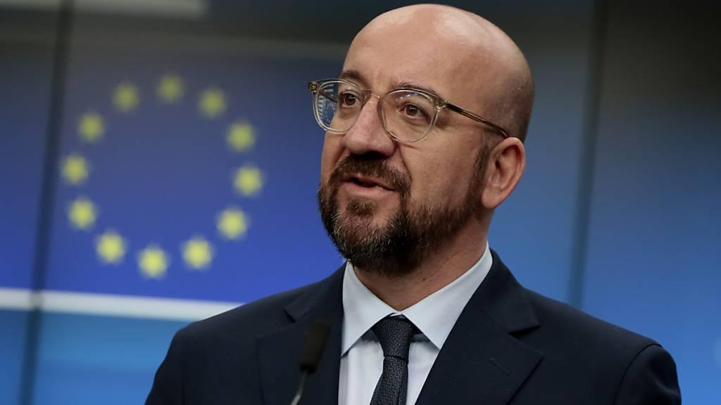 EU-Ratspräsident Charles Michel hat den EU-Sondergipfel zum Finanzrahmen (2021-2027) ohne Einigung für beendet erklärt. «Wir brauchen noch mehr Zeit», sagte er am Freitagabend in Brüssel