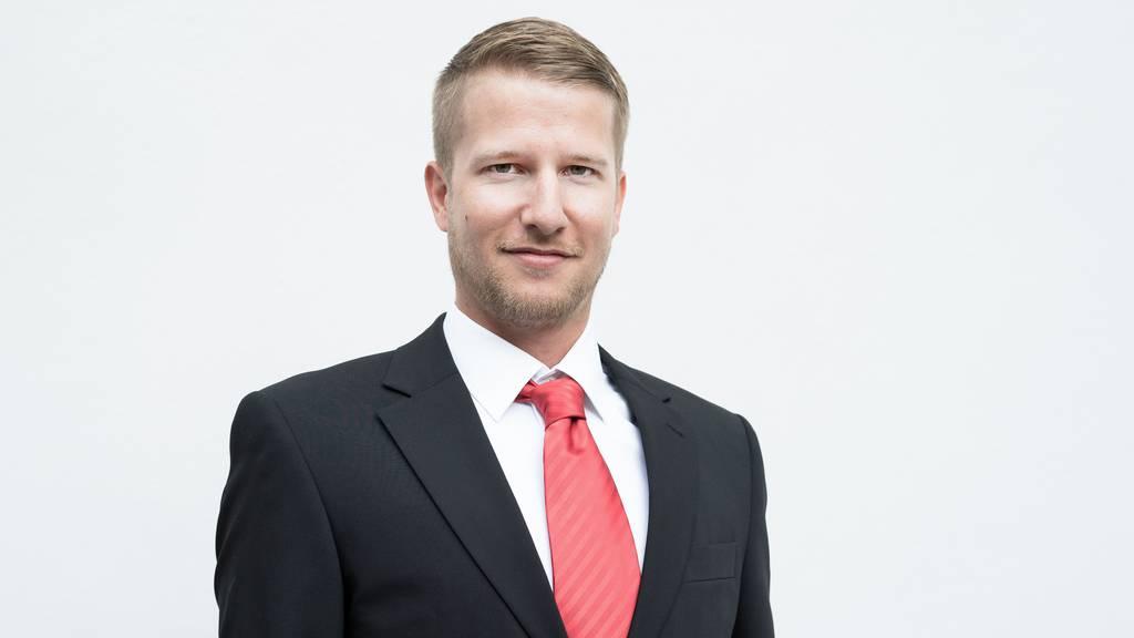 Tom Lardelli, Geschäftsführer Droptec