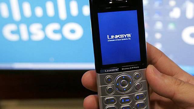 Cisco übertrifft Erwartungen