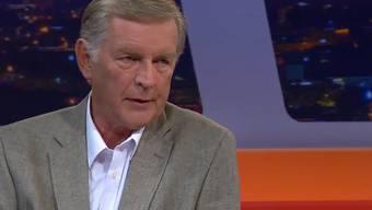 Peter Studer sprach in der Sendung «TalkTäglich» mit Moderatorin Anna Steiner unter anderem über Beat Richners Krankheit.