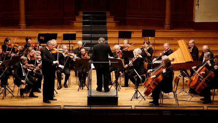 Das Solothurner Kammerorchester darf wieder spielen.