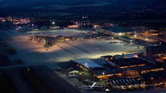 Baubeginn 2020, Fertigstellung 2025. So lauteten die Planungen für den Bahnanschluss zum Euro-Airport. Nun fehlt das Geld dafür.