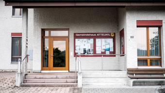 Die Gemeindeverwaltung Attelwil schliesst im nächsten März.