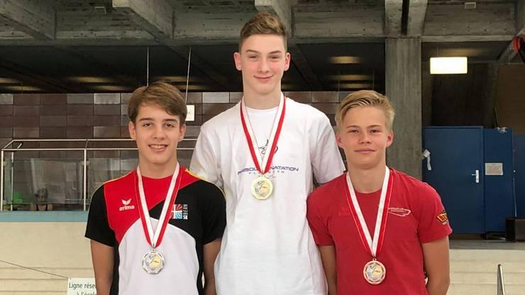 Bronze für Adrian Zaspel
