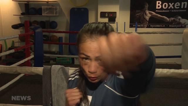 Aniya Seki boxt um den Weltmeistertitel