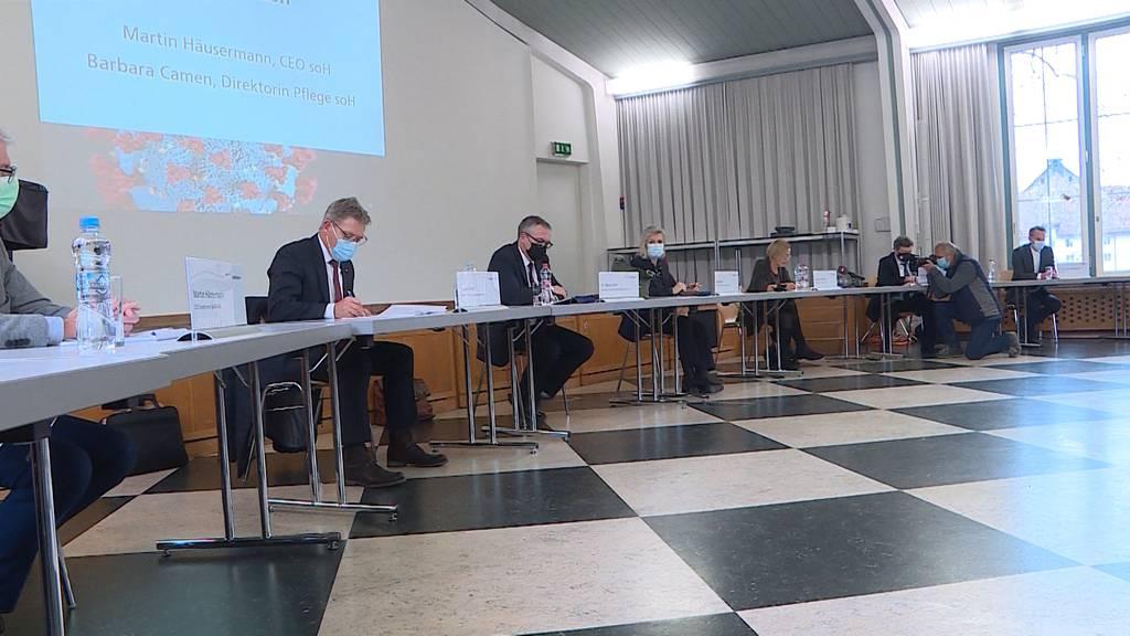 Solothurn beschliesst Mini-Lockdown