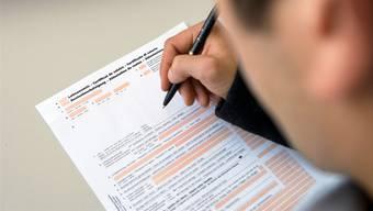 Höhere Steuerabzüge haben eine intakte Chance. (Symbolbild)