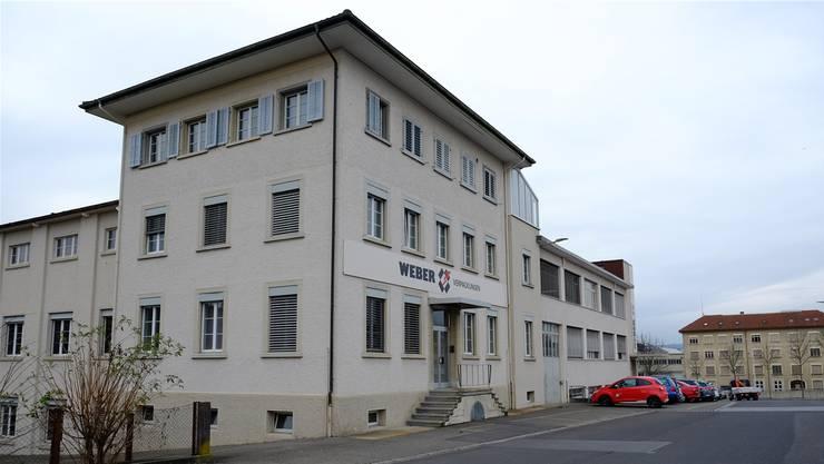 Der Mietvertrag für die Räumlichkeiten an der Neuen Bahnhofstrasse in Menziken läuft aus.