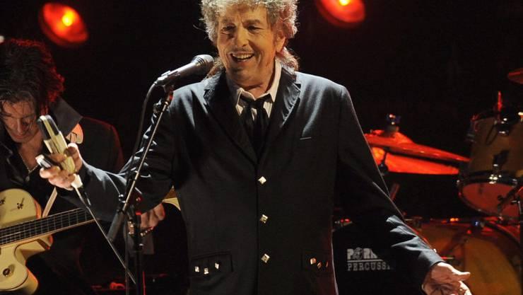 """Bob Dylan (Bild) als Support Act von den Rolling Stones? Das wird so sein, am """"Desert Trip"""" im nächsten Herbst, wo auch Neil Young vor Paul McCartney und The Who vor Roger Waters auftreten werden. (Archiv)"""
