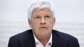 Krisenmanager Hans-Peter Lenz vom EDA berichtete am Freitag über die Lage der in Südfrankreich isolierten Schweizer.