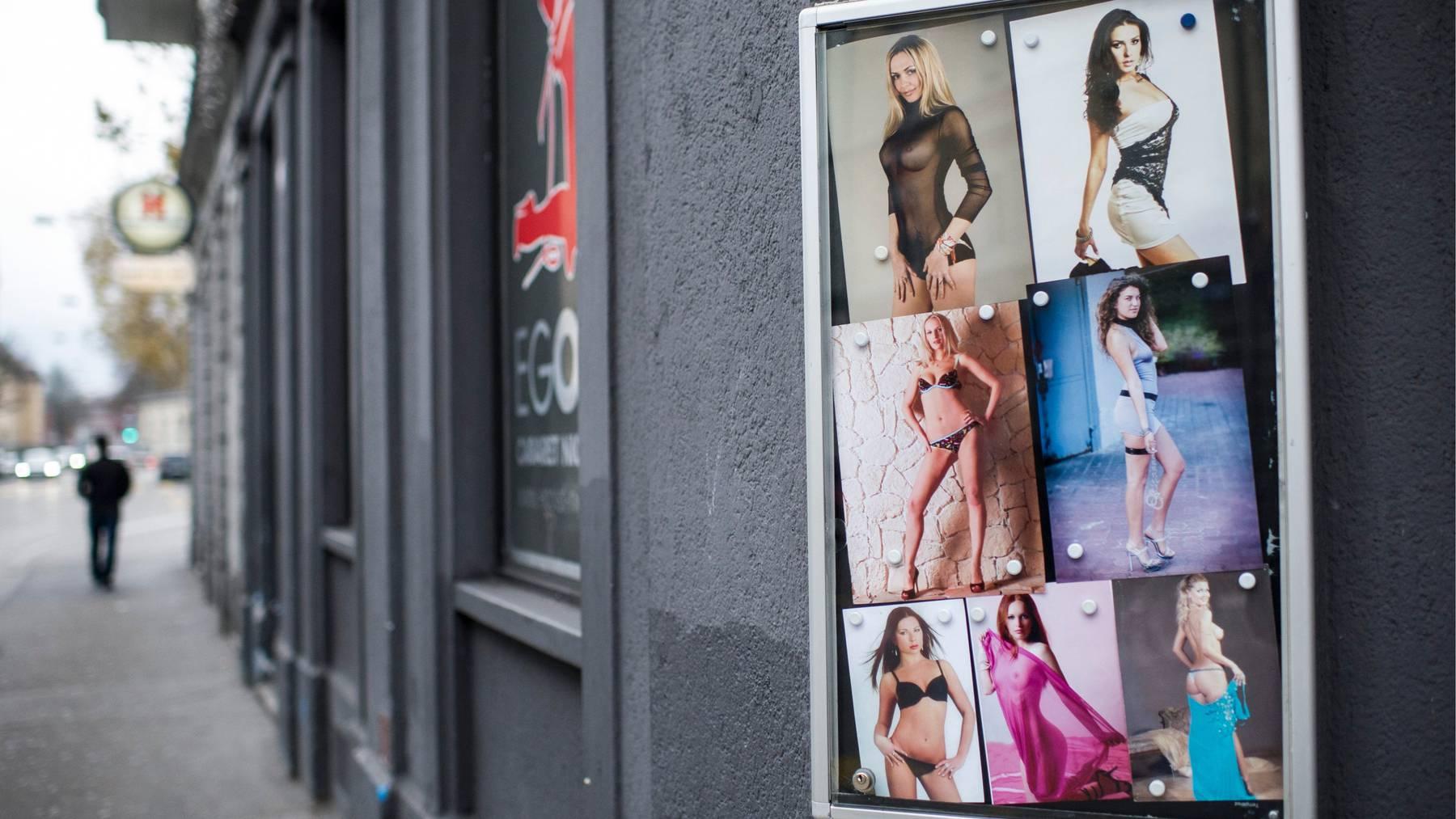 Den Entscheid zum Sexgewerbe müsse man nochmals überprüfen, findet Taskforce-Chef Matthias Egger.
