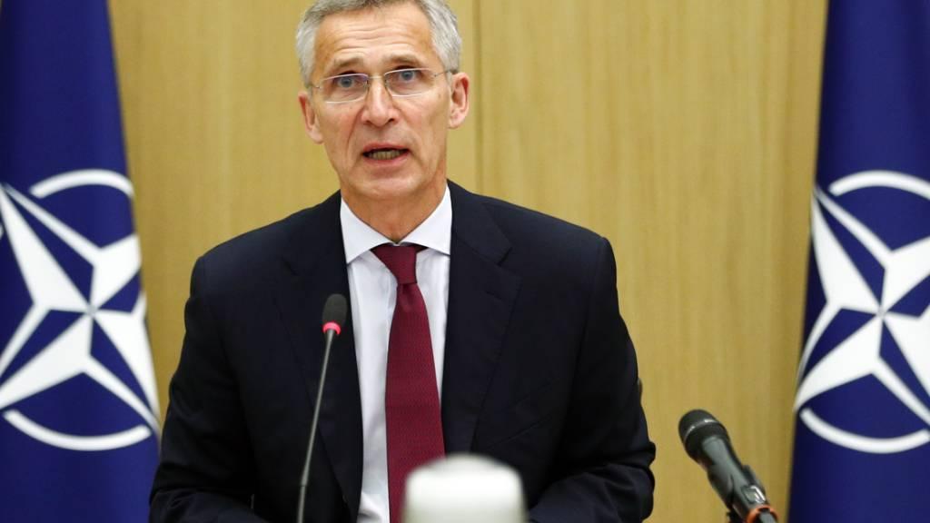 Nato-Generalsekretär appelliert an Konfliktparteien in Afghanistan