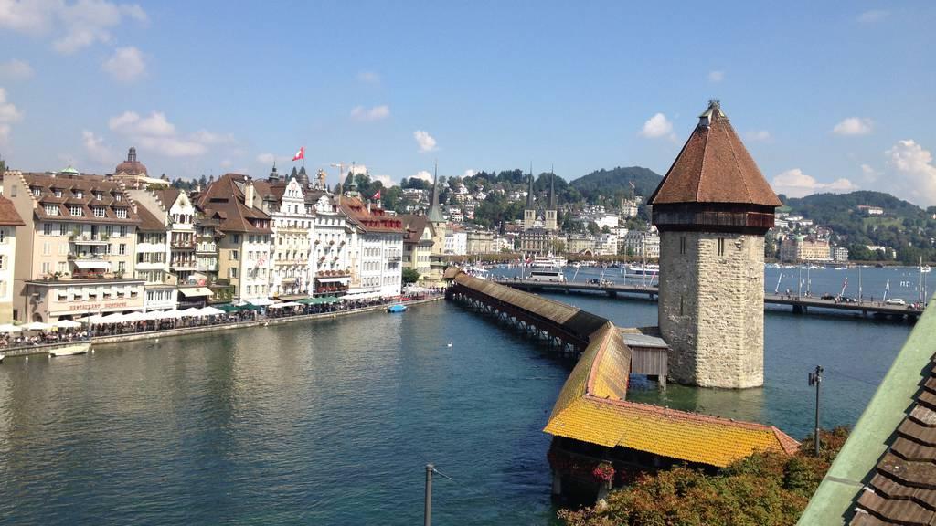Stadt Luzern budgetiert ein Defizit von 7,3 Millionen Franken