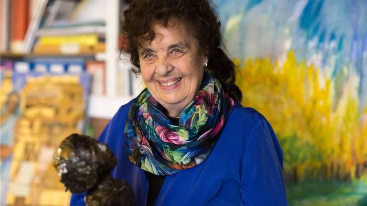 Die Günsbergerin erhält dieses Jahr einen Anerkennungspreis für ihr kulturelles Schaffen als Künstlerin, Pädagogin und Menschenfreundin.