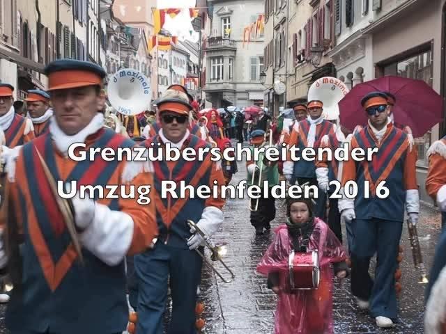Umzug Rheinfelden