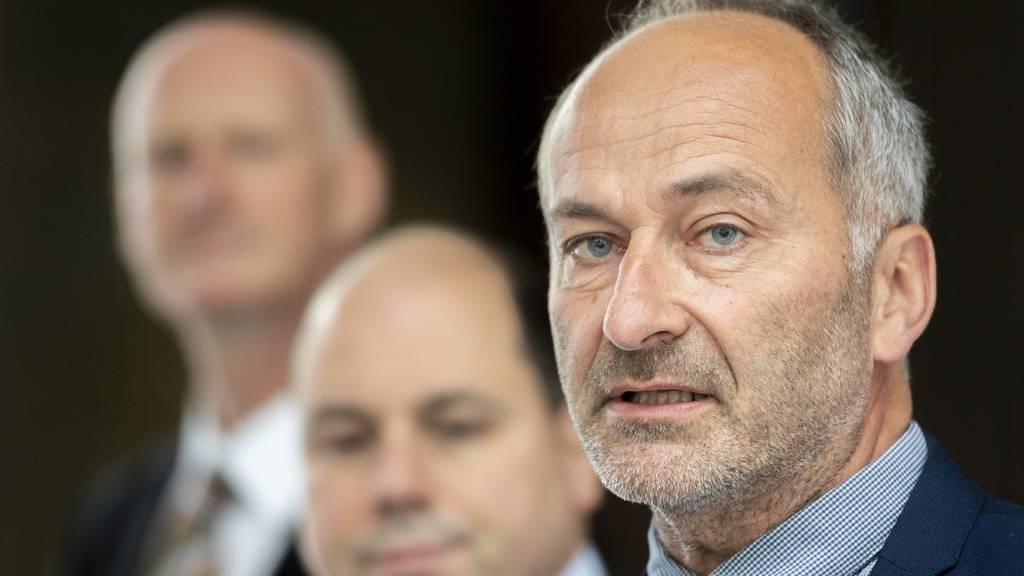 Früherer SVP-Präsident Konrad Langhart tritt CVP-Fraktion bei