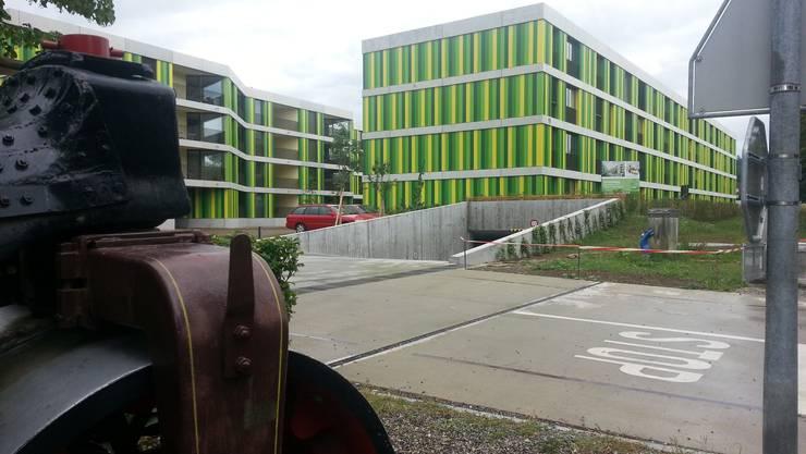 Sehr unterschiedliche Qusalitäten bei Grünraumkonzepten von neuen Wohnsiedlungen