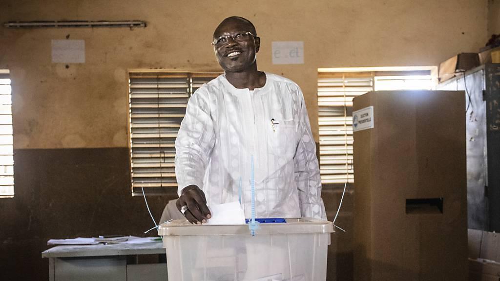 Trotz Terrorbedrohung: Burkina Faso wählt friedlich
