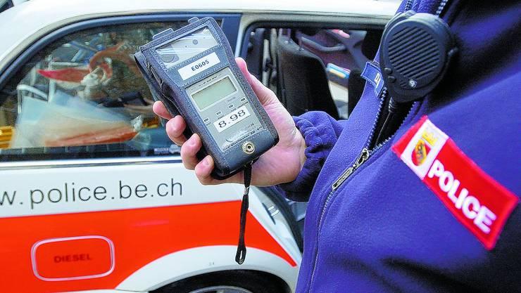 Police Bern: Der Stadtrat entscheidet, ob die Kantonspolizei die Aufgaben der Stadtpolizei übernimmt.