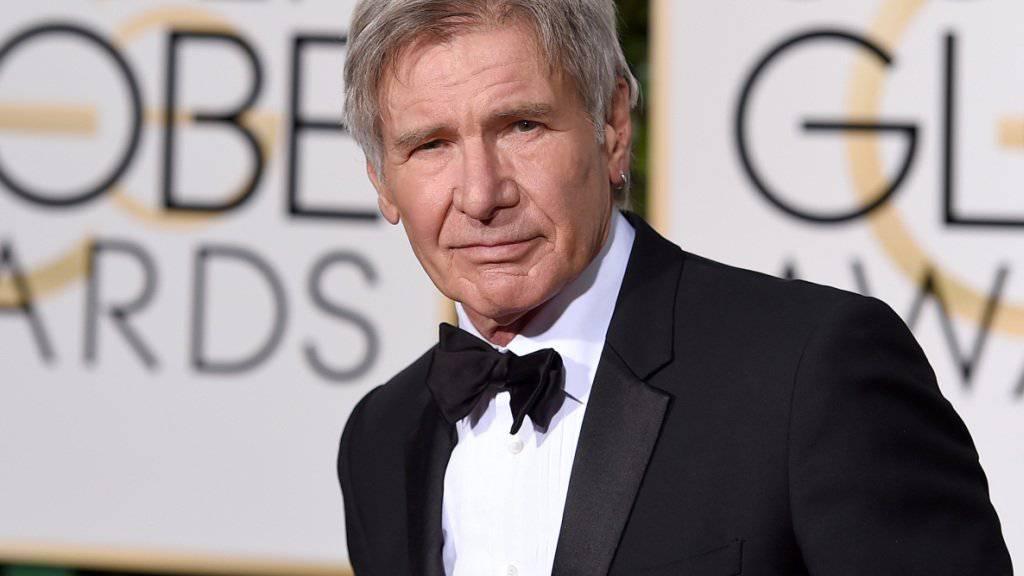 Es kann es nicht sein lassen: «Indiana Jones» machte Harrison Ford weltberühmt - mit über 70 Jahren will er in dieser Rolle erneut auf die Kinoleinwand.