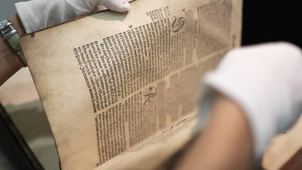 6,1 Milliarden Menschen können Bibel in eigener Sprache lesen