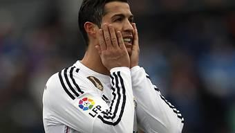 Ronaldo verbesserte seine Torausbeute um zwei weitere Treffer