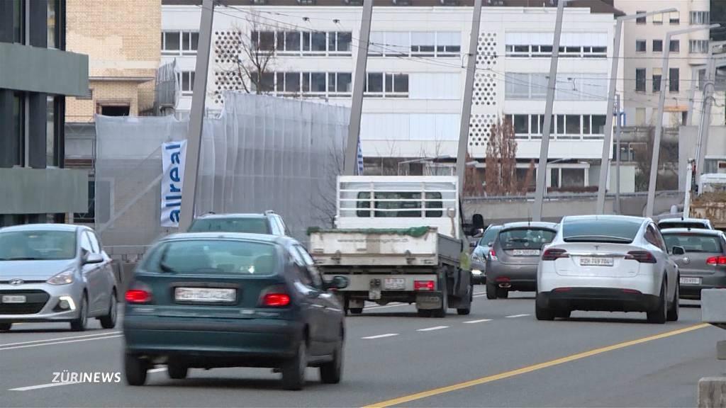 Homeoffice-Pflicht mindert Verkehrsaufkommen nicht merklich