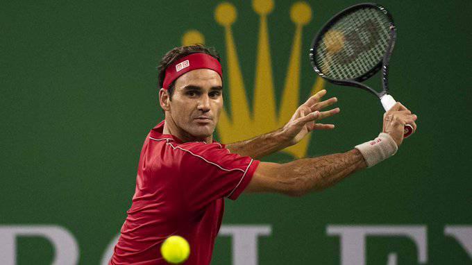 Federer ohne Satzverlust in der 3. Runde