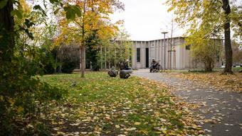 In diesem Pavillon im St.Johann-Park mietet der Quartierverein St.Johann ein 16-Quadratmeter-Büro.