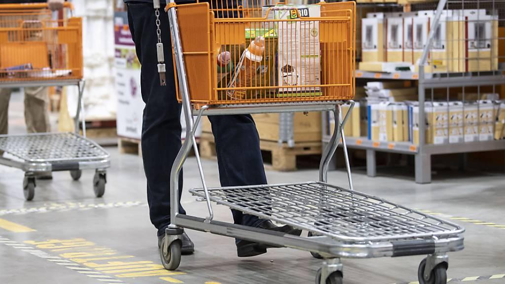 Preise im Euro-Raum steigen wieder