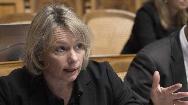 CVP-Nationalrätin Elisabeth Schneider-Schneiter: «Wer nicht bereit ist zu Veränderungen, verliert auch das, was er bewahren will.»
