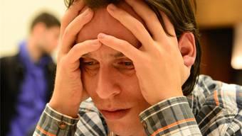 «Ich werde mein ganzes Leben Schach spielen», ist Levente Vajde überzeugt.