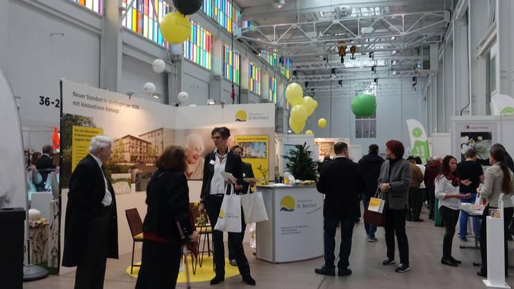 Expo Senio 2018 im Trafo in Baden