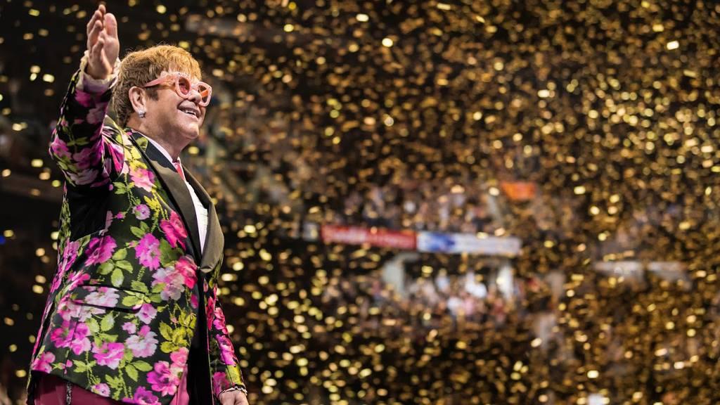 Elton John im Wankdorf