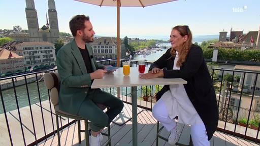 SommerTalk mit SP-Nationalrätin Jacqueline Badran