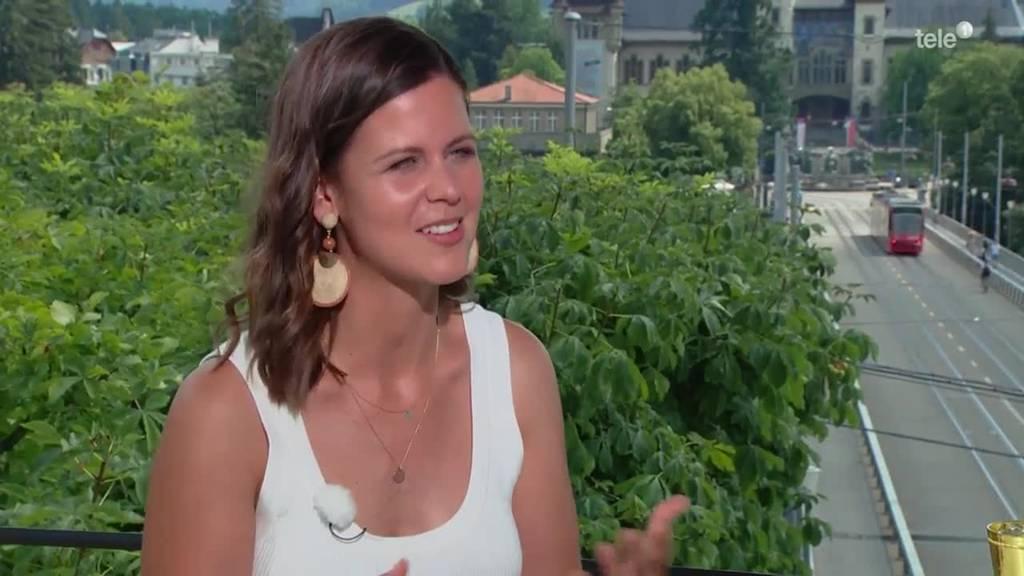 Melanie Oesch, Jodlerin und Sängerin
