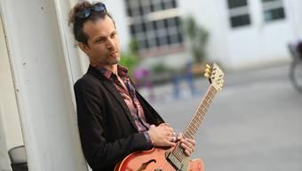 Sandro Corbat lebt seit rund zwölf Jahren von der Musik.