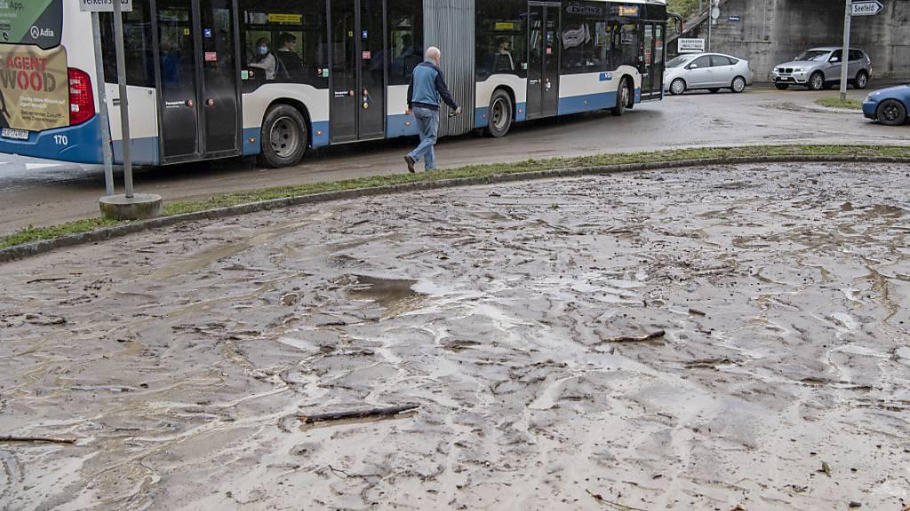 Gebäudeversicherung Luzern trotz hohen Schäden mit Gewinn