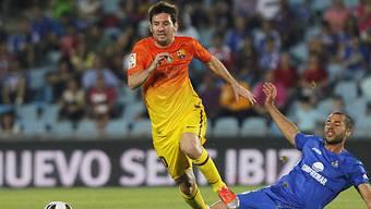 Messi führt Barcelona zum vierten Sieg im vierten Spiel