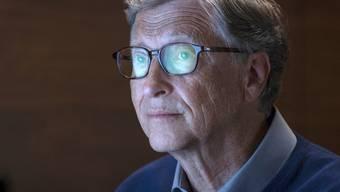 Einer der reichsten Menschen der Welt, Bill Gates, fordert weltweite Anstrengungen, um einen Impfstoff in der Coronavirus-Krise zu finden. (Archivbild)
