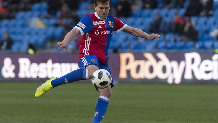 ... und auch Frei gelang bei der 0:1-Niederlage gegen Lugano nicht viel.