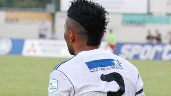 Der brasilianische Fussballer Wellington liegt im Clinch mit seinem ehemaligen Klub, dem FC Wohlen.Anton Geisser