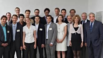 Verleihung des De-Vigier-Unternehmenspreises 2011