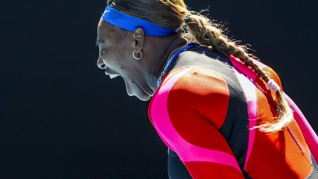 Serena Williams gewinnt Härtetest gegen Aryna Sabalenka