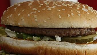 Der Big Mac ist in Schwellenländern beliebt (Archivbild)