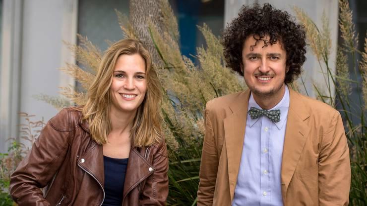 Michael Hermann ist mit Corina Gredig und Nicola Forster befreundet, den Co-Präsidenten der GLP Kanton Zürich.