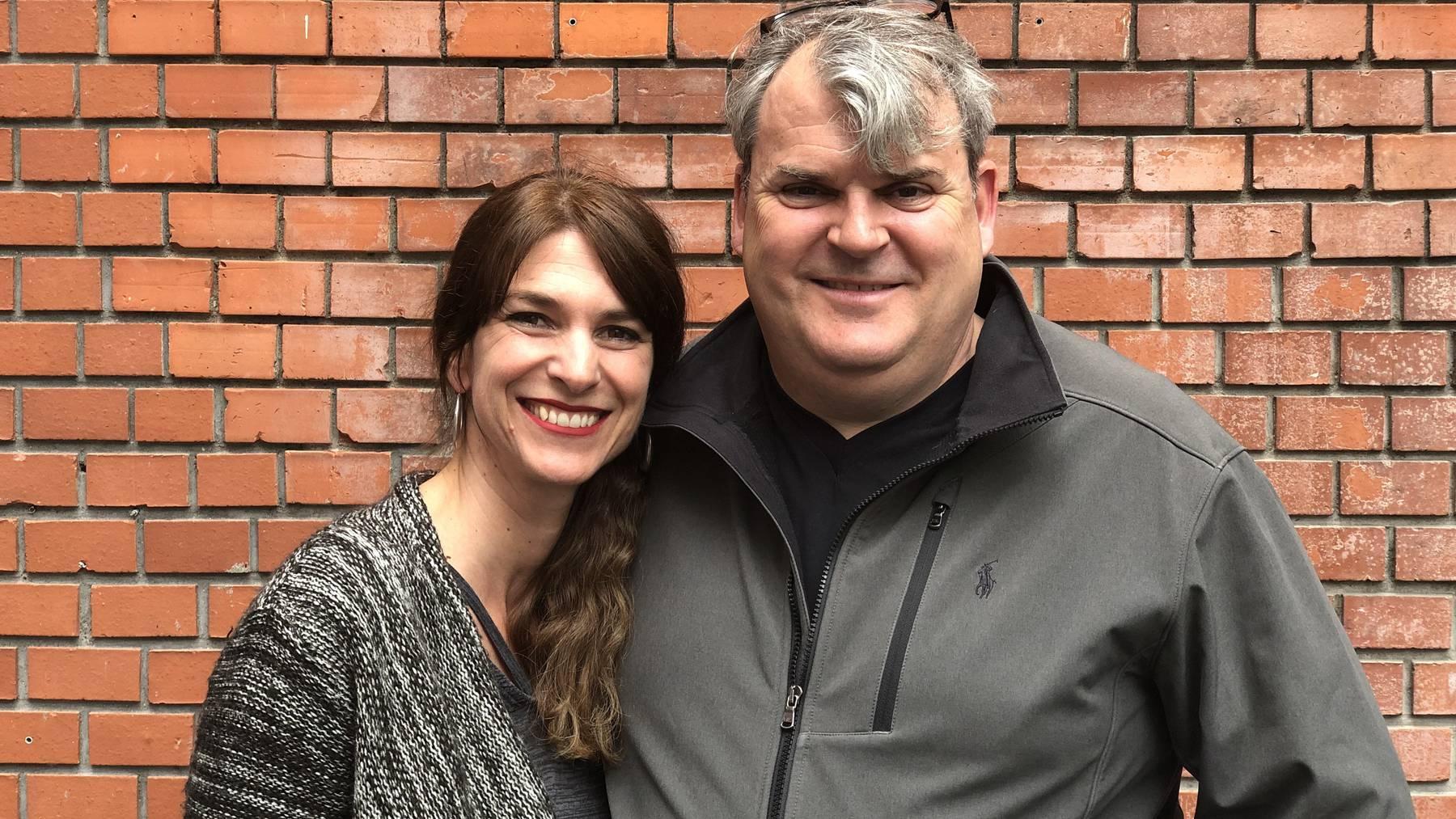 Mike Müller und Sharon